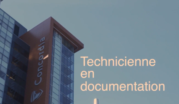 Technicienne en documentation