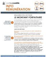 Info Rémunération