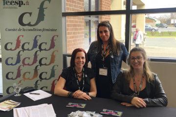 Le comité de la condition féminine FEESP