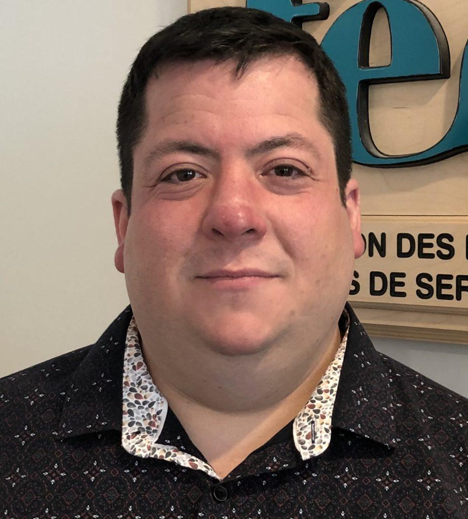 Benoit Malenfant, coordonnateur