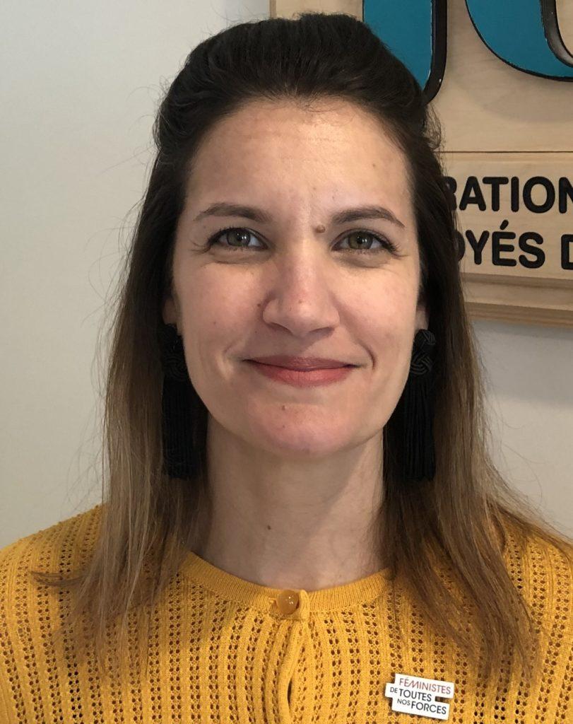 Dominique Montpetit, coordonnatrice