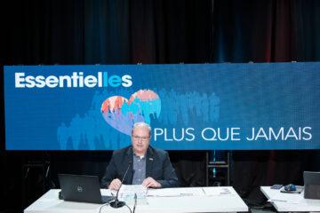 André Lajoie, secrétaire général de la FEESP