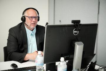 Mario Guertin, président des élections