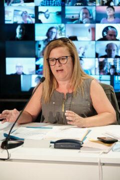 Stéphanie Gratton, vice-présidente FEESP