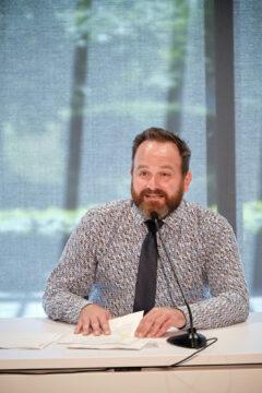 Kevin McLean, président du Comité de santé-sécurité-environnement