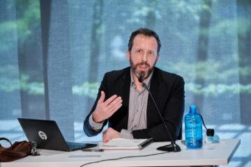 Benoit Laberge, conseiller syndical au Service de santé-sécurité-environnement de la CSN