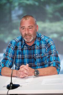 Sylvain Rochon, conseiller syndical et membre du Comité synthèse des ateliers