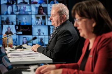 André Lajoie, nouveau président du Secteur municipal