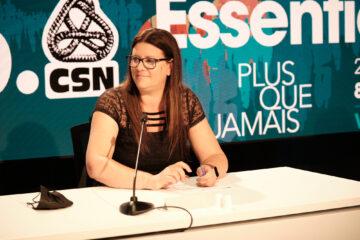 Linda Tavolaro, nouvelle secrétaire générale de la FEESP