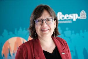 Nathalie Arguin, présidente